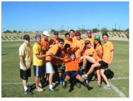 Filthy McNasty team picture