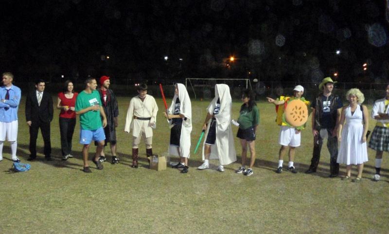 group shot of 8pm participants